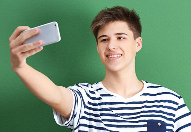 Photo Submission - allow students to upload their self-portraits as their campus ID photo