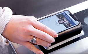 Video - Using Mobile Credential for campus-dining, point of sale, retail, and access